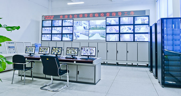 Monitoring Room
